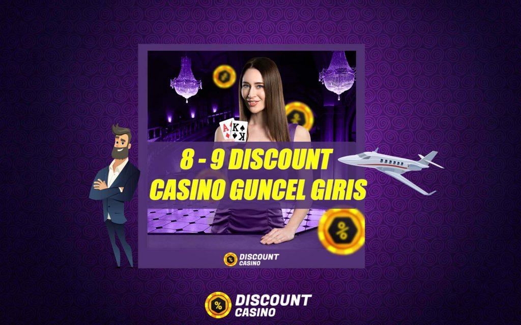 Discount Casino Güncel Giriş