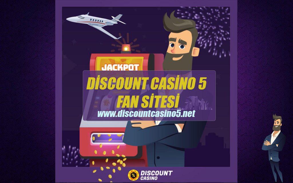 Discount Casino Canlı Casino