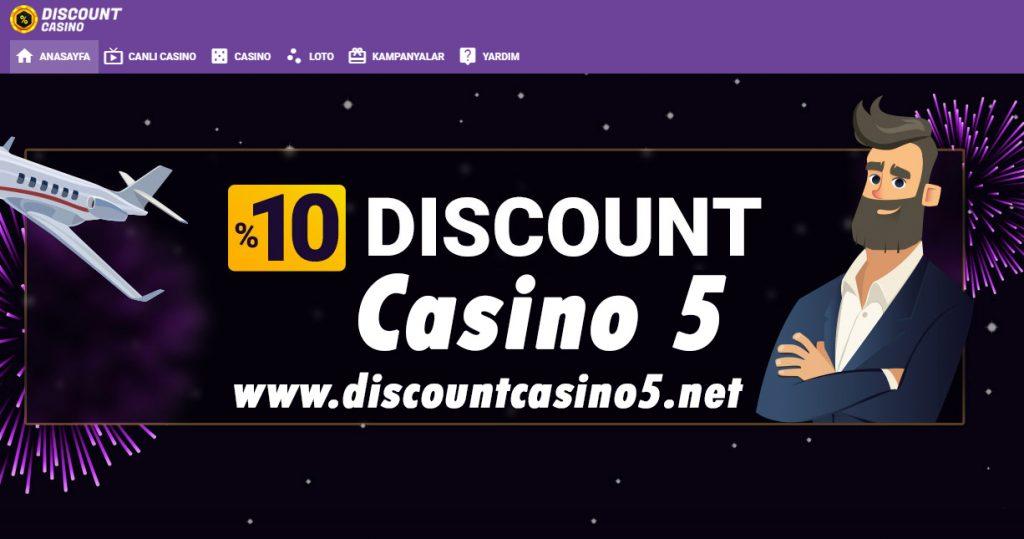 Discount Casino 5